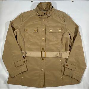 Elena Miro windbreaker coat for women